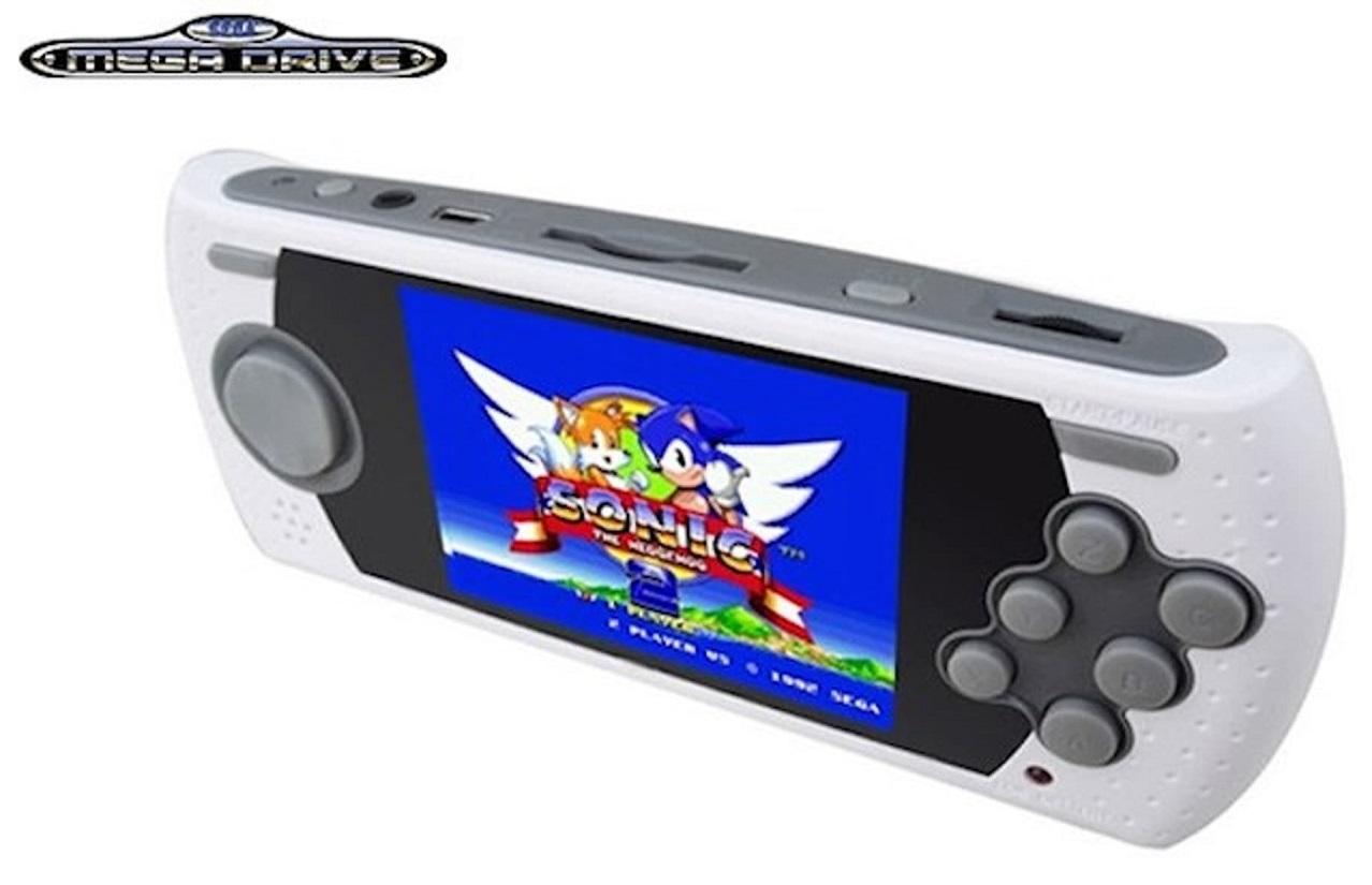 Sega Mega Drive Classic - retro konsole