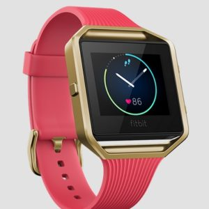 Fitbit Blaze Special Edition Gold
