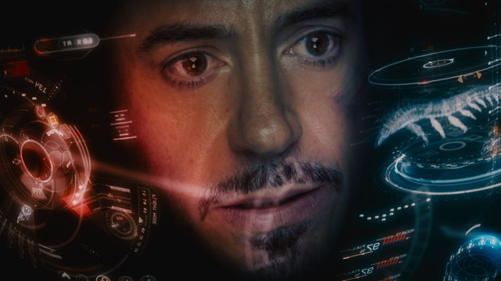 Asystentka Jarvis w opcji Augmented Reality dla Ironmana. Daleka przyszłość? foto. softpedia