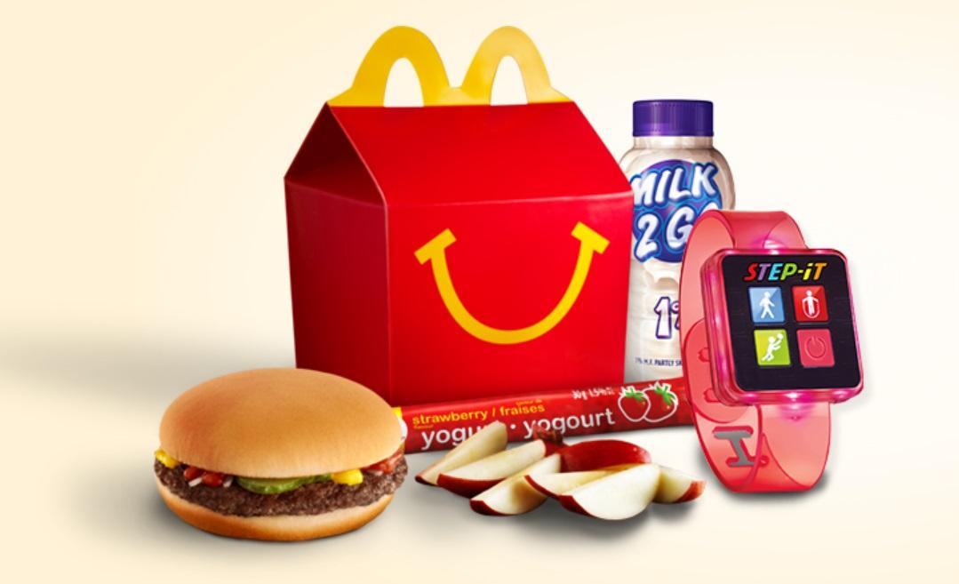 McDonalds Step-it