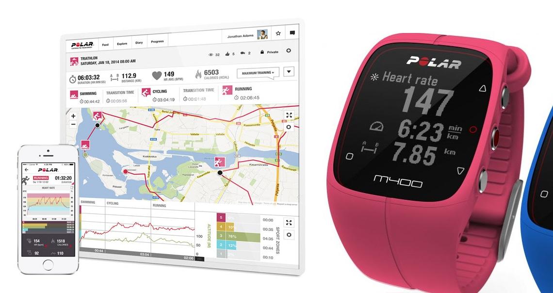 sportowy zegarek z GPS