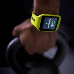 smartwatch na siłownię