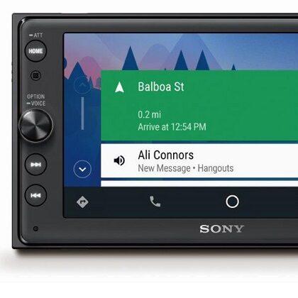 Sony XAV-AX100 ico