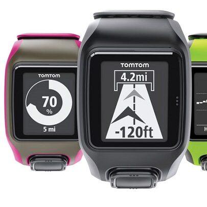 Sportowe zegarki z GPS