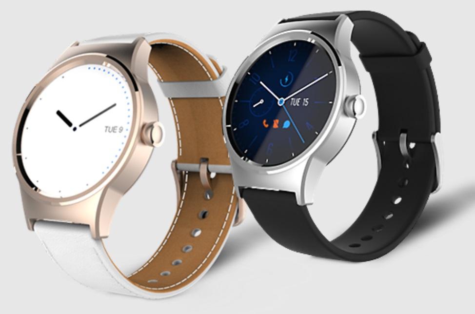Alcatel MoveTime WiFi Watch będzie dostępny w kilku opcjach stylistycznych.