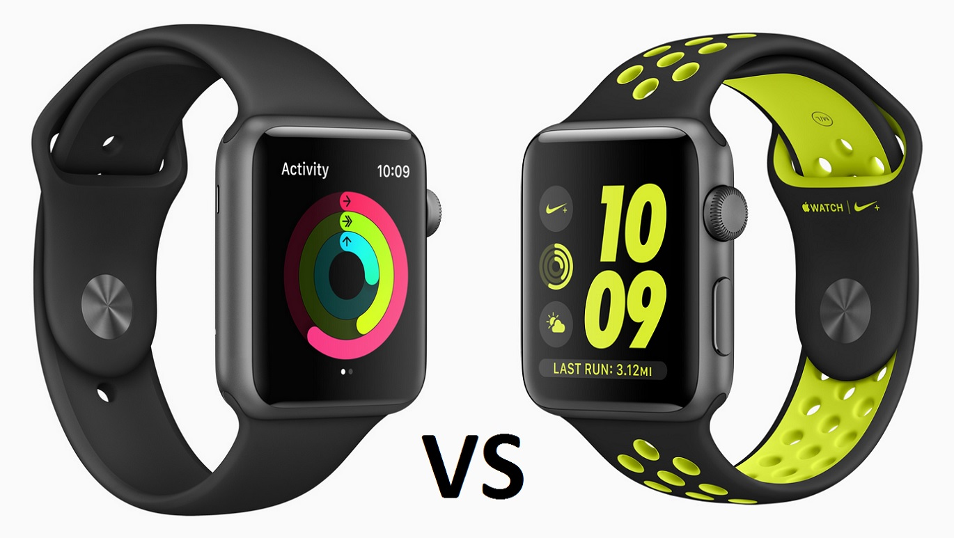 Apple Watch 2 vs Apple Watch