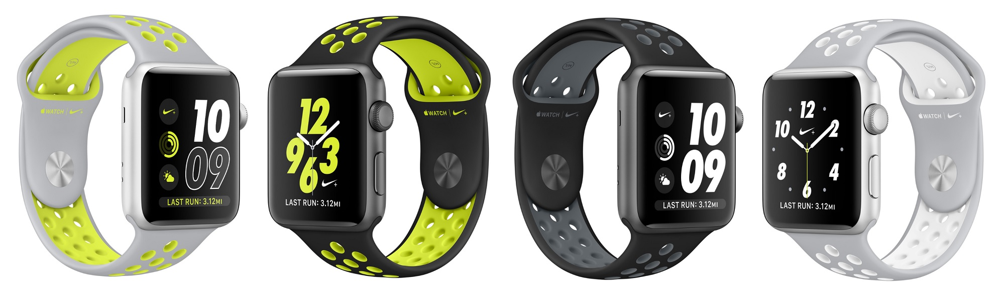 Apple Watch series 2 Nike+ Edition