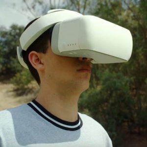 gogle VR DJI