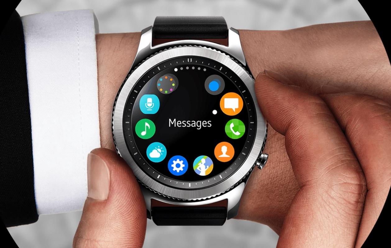 Samsung Gear S3 Tizen