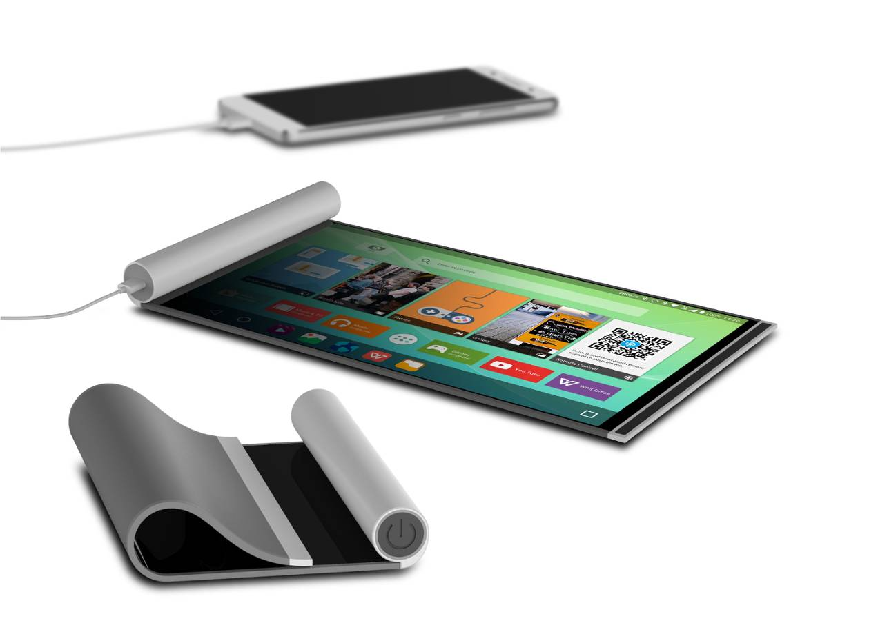 ZTE Flexible Second Screen