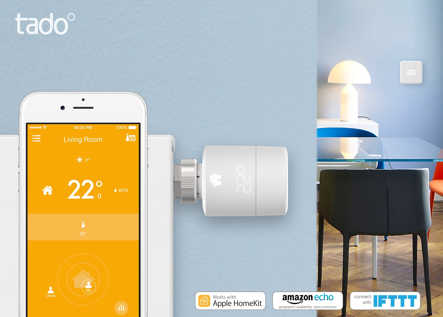 Tado v3 Smart Thermostat