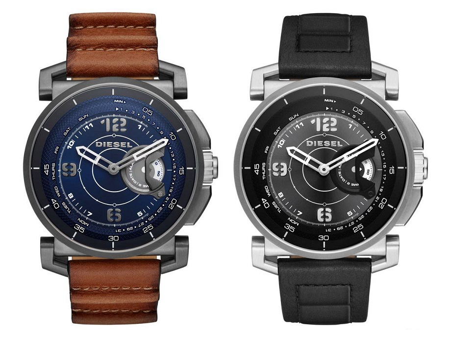 DieselOn Time Hybrid Smartwatch