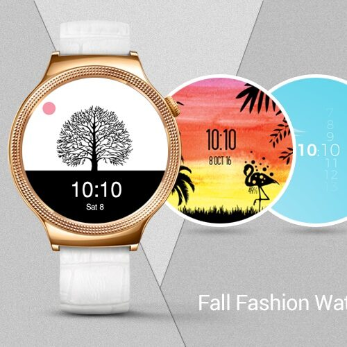 Fall Watch Faces Android Wear