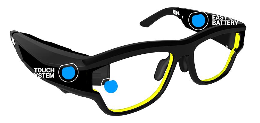Inteligentne okulary dla niewidomych Blog
