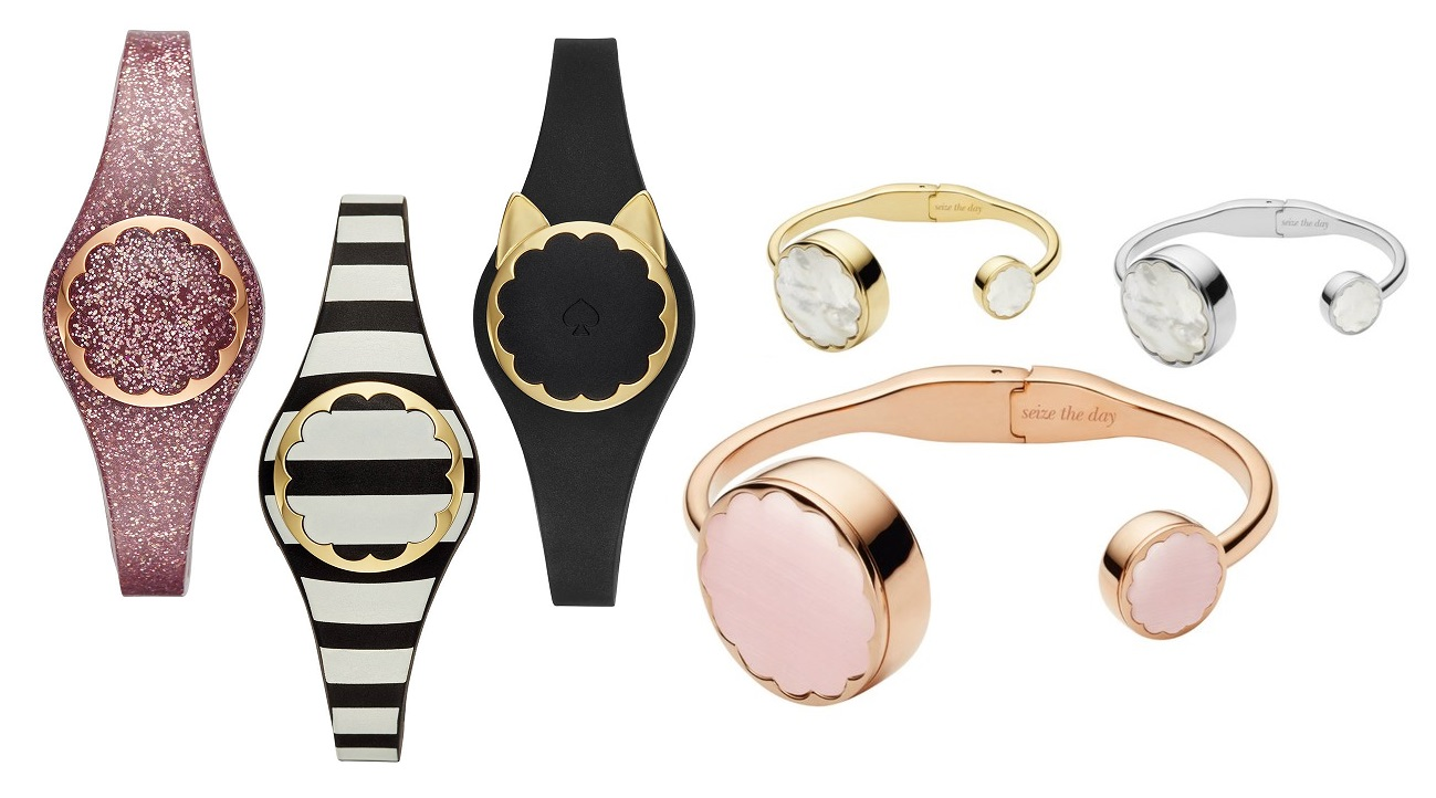 Kate Spade fitness tracker