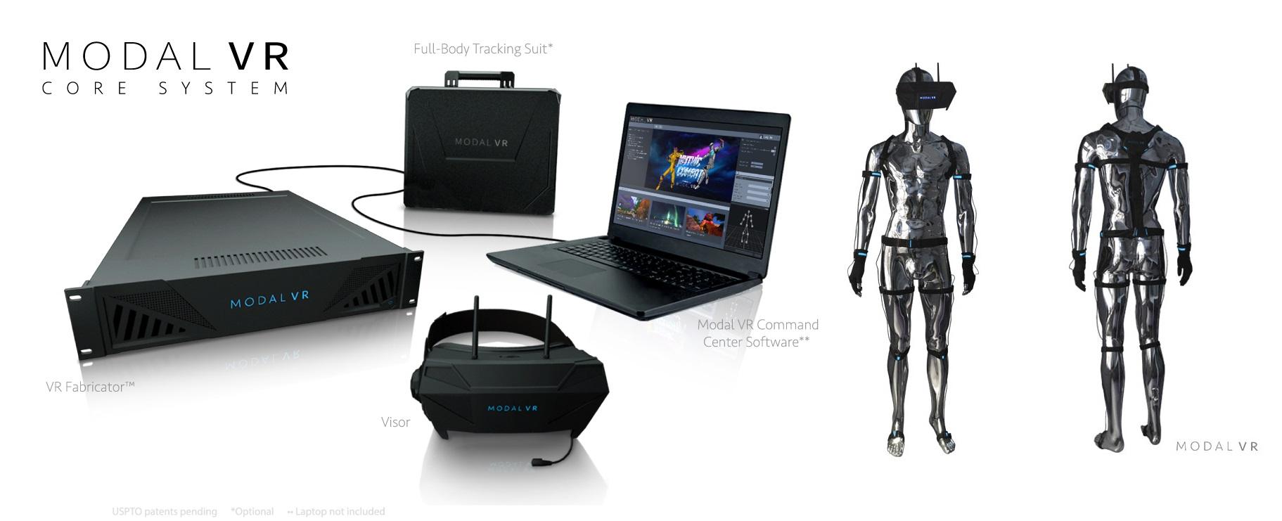 Modal VR