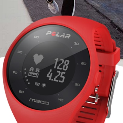 aa7395dbd549c1 Polar M200 - budżetowy zegarek sportowy z tętnem i GPS