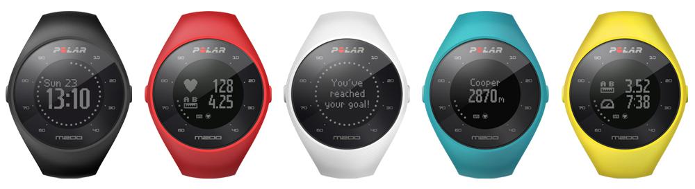 3d6d0781c902d3 Polar M200. Polar prezentuje nowy zegarek sportowy ...