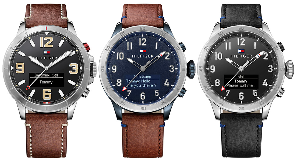 Tommy Hilfiger TH 24/7 Smartwatch