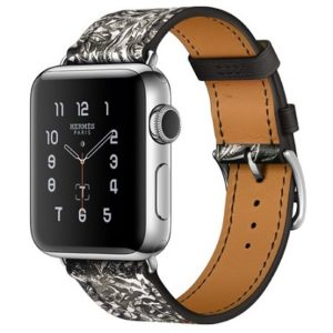 Apple Watch Hermes Equateur Tattoo