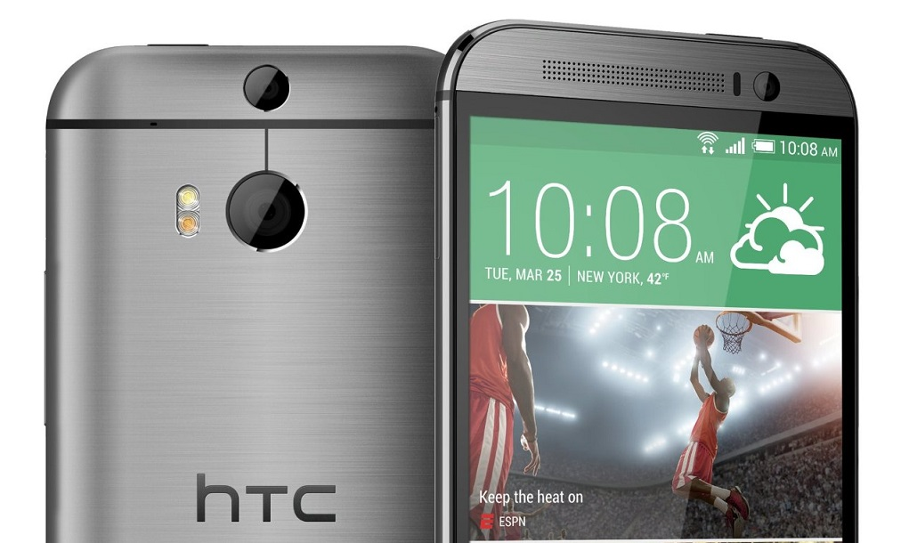 HTC One M8 dwa aparaty