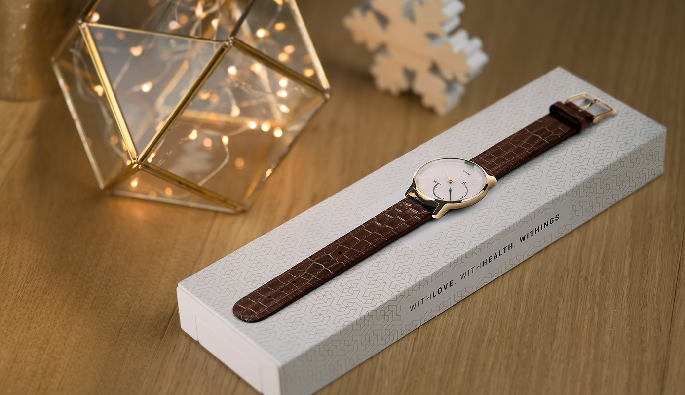 Withings Activite Steel Gold