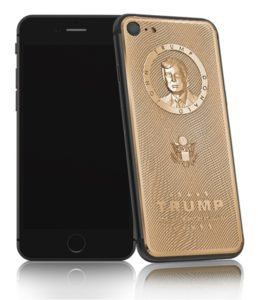 iPhone 7 Donald Trump Caviar