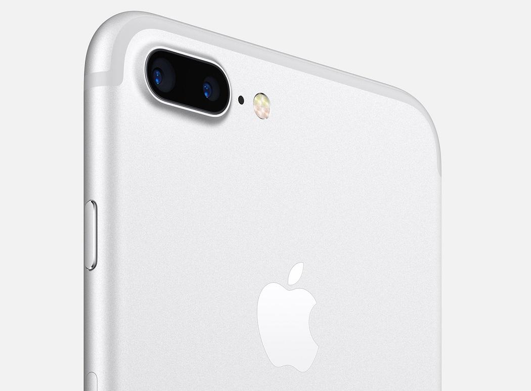 iPhone 7 Plus dwa aparaty