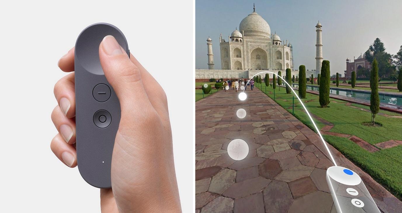Daydream VR kontroler