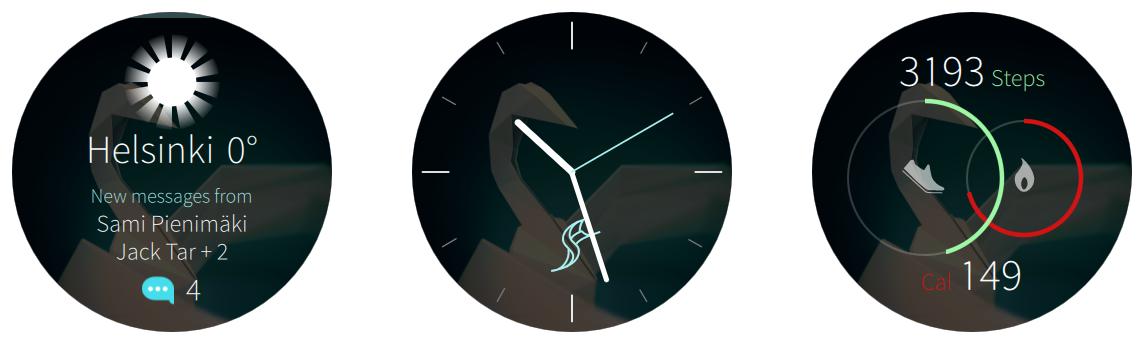 Sailfish OS smartwatch