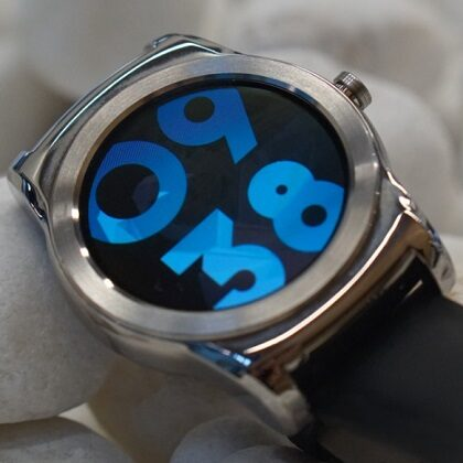 Sailfish OS smartwatch