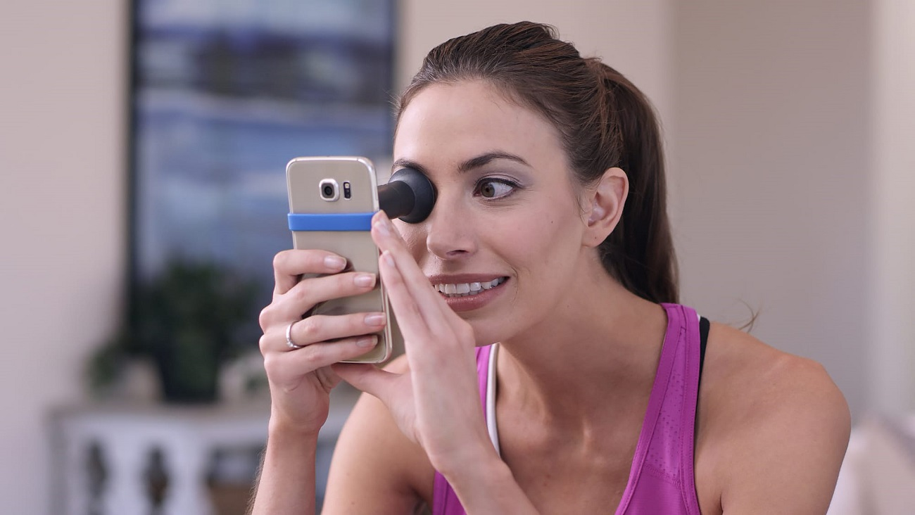 EyeQue Personal Vision Tracker
