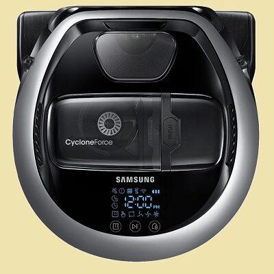 Samsung Powerbot VR7000 – odkurzacz z Alexą