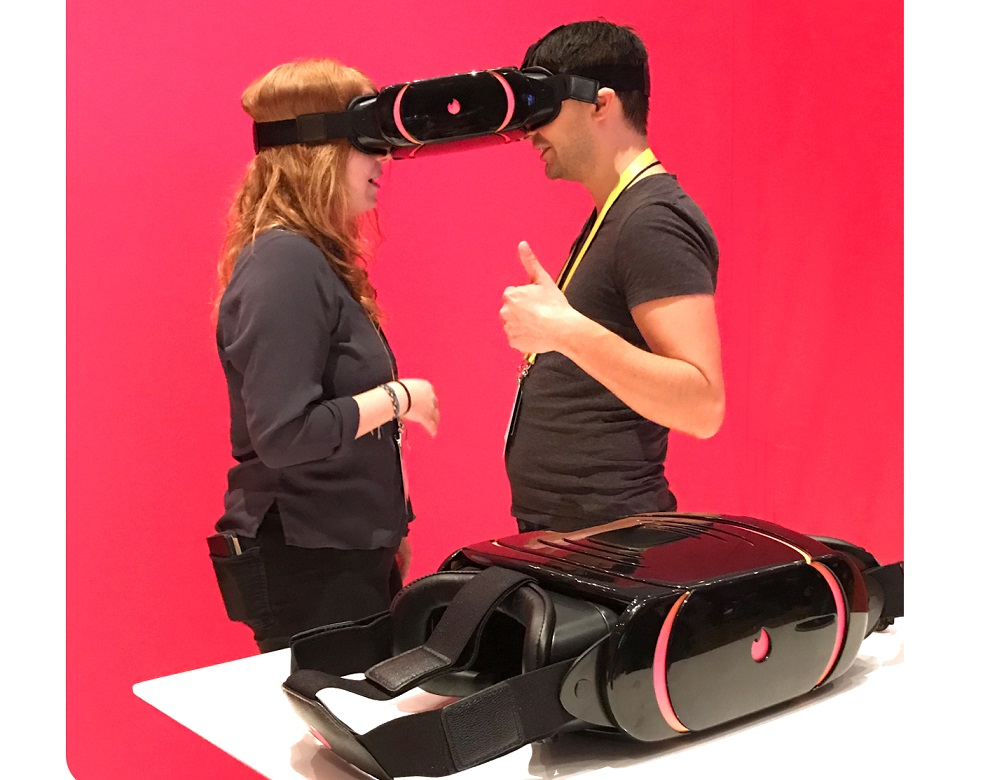 Tinder VR
