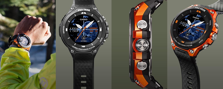 Casio WSD-F20