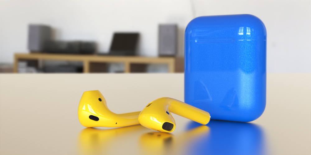 ColorWare AirPods
