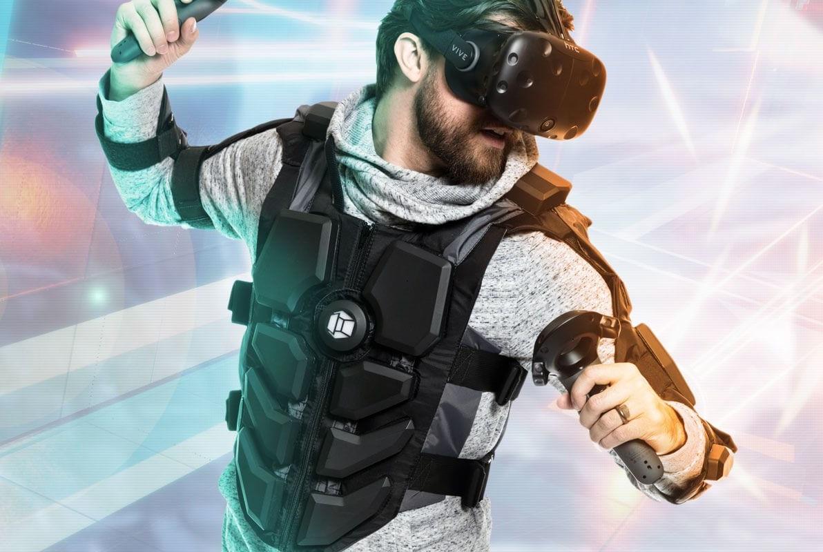 Hardlight VR