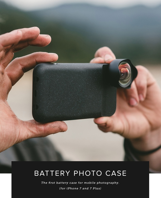 Moment Photo Case