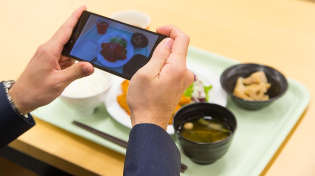 Sony Lifelog food
