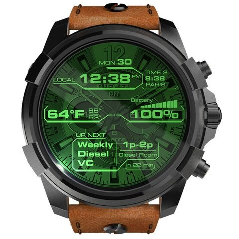 Diesel On Android Wear