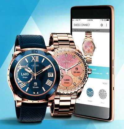 Guess Connect Touch Android Wear