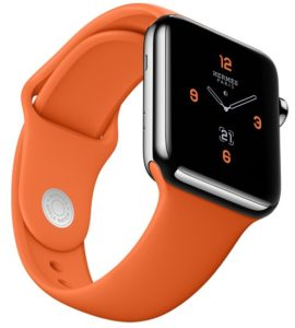 Hermes Sport Band Orange