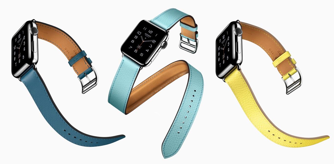 Hermes Apple Watch