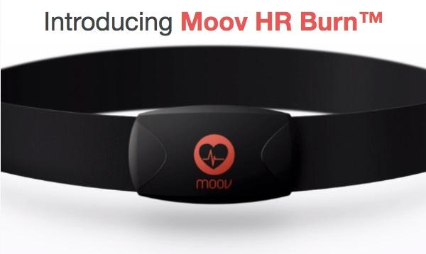 Moov HR Burn