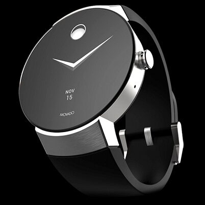 Movado Connect Android Wear