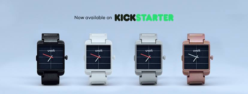 Uvolt Watch