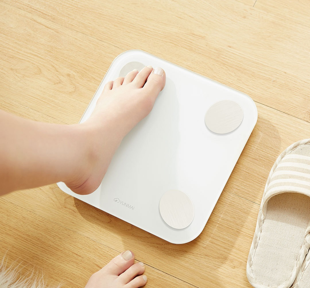 Xiaomi Yunmao Good Light Mini 2 Smart Body Scale
