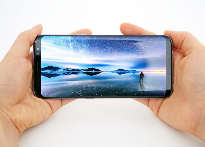 Samsung Galaxy S8 Infinity Display