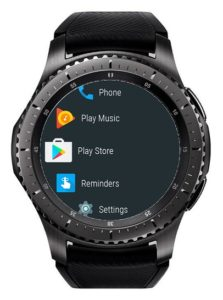 Gear S3 Android Wear