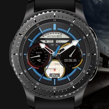 Gear S3 Sports Watchface
